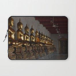 Buddha in a Row Laptop Sleeve