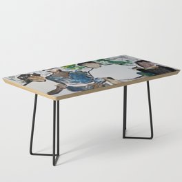 Bronx Family Coffee Table
