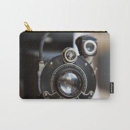 Vintage Camera Kodak 6x9 Carry-All Pouch