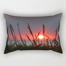 Chasing Sunsets Rectangular Pillow
