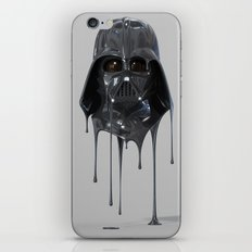 Darth Vader Melting iPhone & iPod Skin