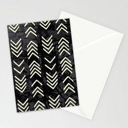 Arrow mud cloth pattern Stationery Cards