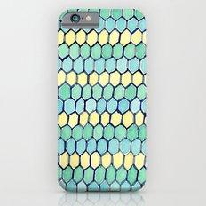 Watercolour Honeycomb Tank Top iPhone 6s Slim Case