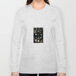 Textured Wall Facade Long Sleeve T-shirt
