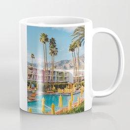 Palm Springs Saguaro Coffee Mug