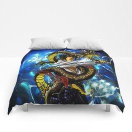 the dragon uciha Comforters