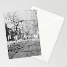 Esplanade Avenue, New Orleans, 1900 Stationery Cards