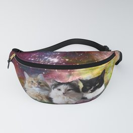 Space Fluffs Fanny Pack