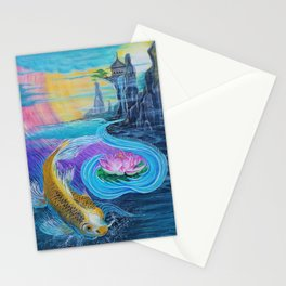 """""""Reverse Osmosis"""" Stationery Cards"""