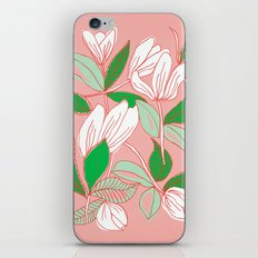 Floating Tulips iPhone Skin