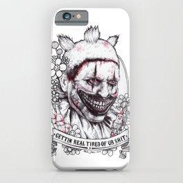 xoxo Twisty iPhone Case