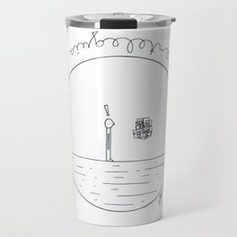 Just a simple thing Travel Mug