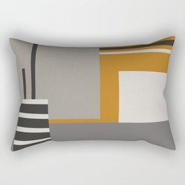 Plugged Into Life Rectangular Pillow