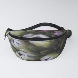 Proteas flowers. African beauty Fanny Pack