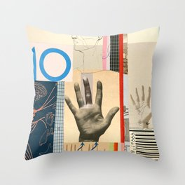 An age of unlearning Throw Pillow