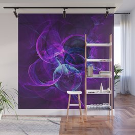 Planetary Gifts From The Universal Light Wall Mural
