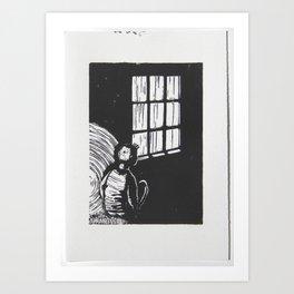 Tintin Art Print