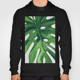 Monstera Leaf Hoody