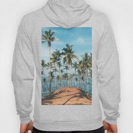 Palm trees 4 Hoody