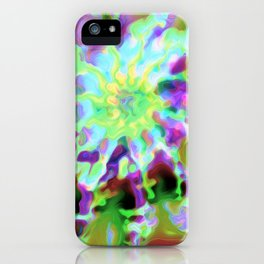 Abstract Dreamer iPhone Case