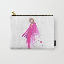 Chiara Pucci Carry-All Pouch