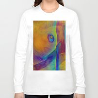 landscape Long Sleeve T-shirts featuring Landscape by Stephen Linhart