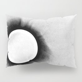 1919 Solar Eclipse Pillow Sham