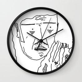 The Goon Wall Clock