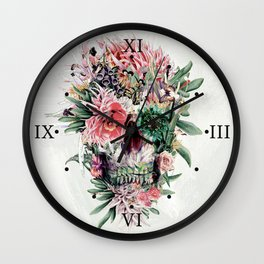 Momento Mori Rev Wall Clock