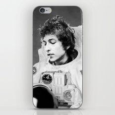 bob dylan spacer iPhone Skin