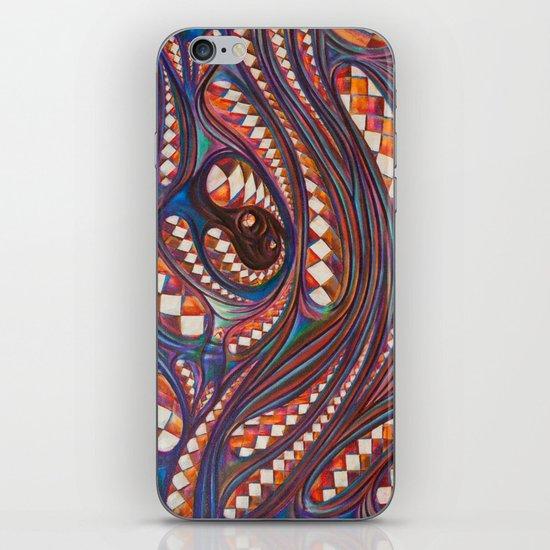 FishEye iPhone & iPod Skin
