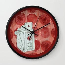 Mid-Century Duaflex  Wall Clock