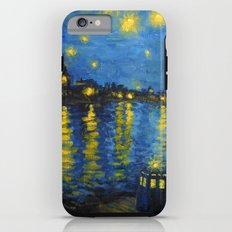 Starry Night Over Cardiff Bay Tough Case iPhone 6s