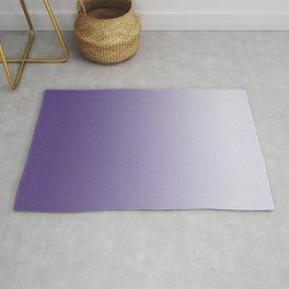 Ombre Ultra Violet Gradient Motif Rug