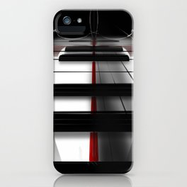 Piano - by HS Design iPhone Case