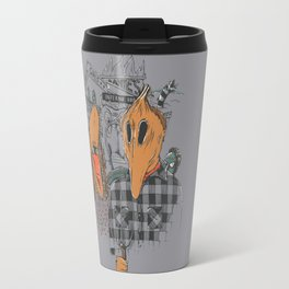Beetle Gothic - A portrait of the recently deceased Travel Mug