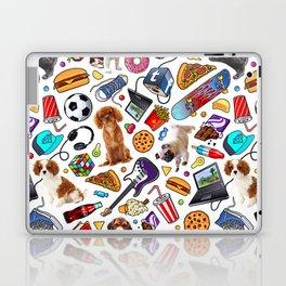 teenage explosion 2 Laptop & iPad Skin