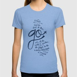 Go Into All The World T-shirt