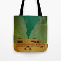 cooking Tote Bags featuring Cooking by Danny Haas