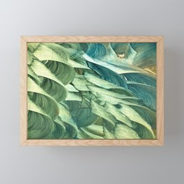 Na Fir Ghorma Framed Mini Art Print