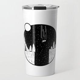 La chute Travel Mug