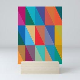 Slant Mini Art Print