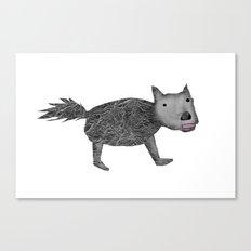 dog Canvas Print