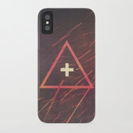 Shelter // For in You I Take Refuge iPhone Case