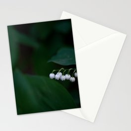 Lillies of the Valley Stationery Cards