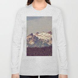 Vintage Cascades Long Sleeve T-shirt