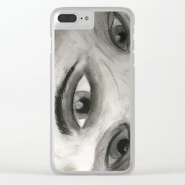 Scratch and Sniff Clear iPhone Case