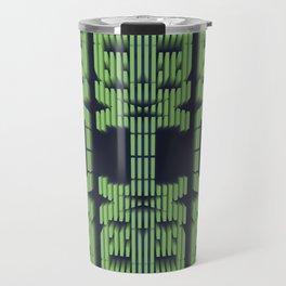 Symmetry: SpaceInvaders Travel Mug