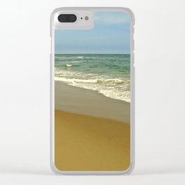 Sea Breeze Clear iPhone Case