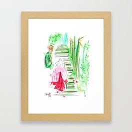 Kumano Kodo Framed Art Print